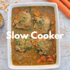 Slow Cooker Mains